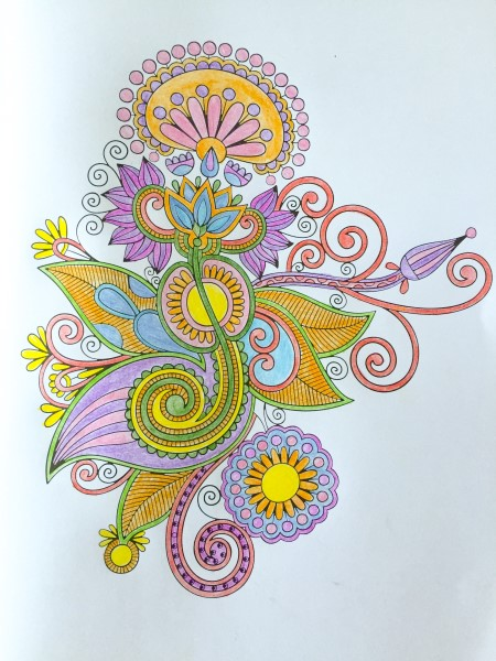 Colour Calm Adult Colouring Book Review by yummymummystyleblog.wordpress.com11