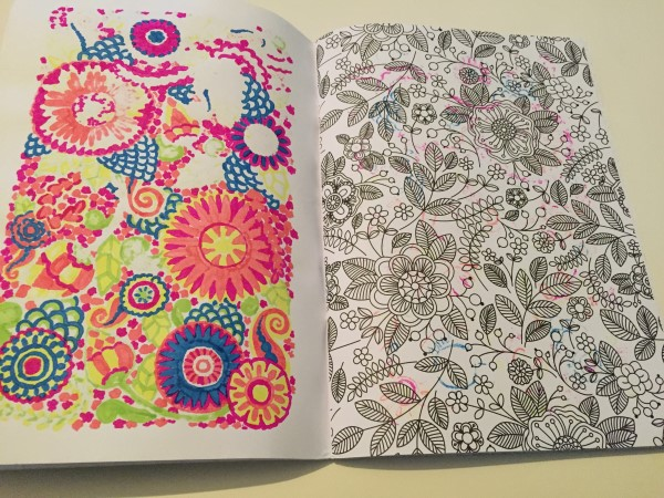 Colour Calm Adult Colouring Book Review by yummymummystyleblog.wordpress.com