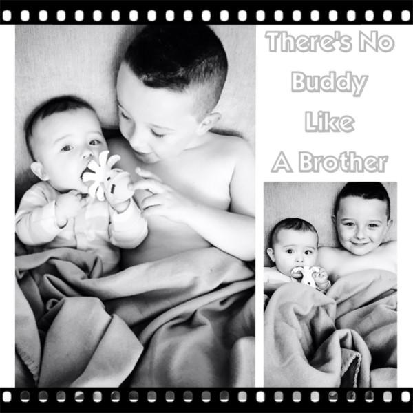 Project 52 - My family photo Week 5 Brothers https://yummymummystyleblog.wordpress.com