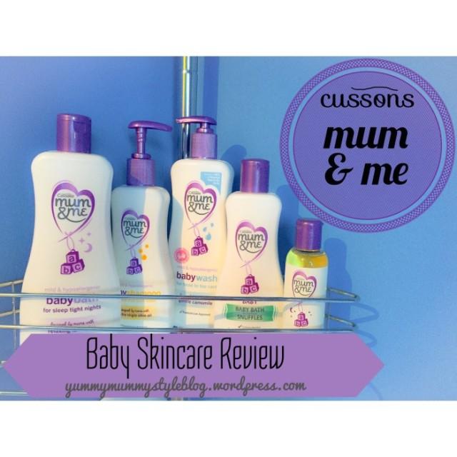 The best baby skincare products by cussons - Mum & me Review (2) yummymummystyleblog.wordpress.com mumandme.com