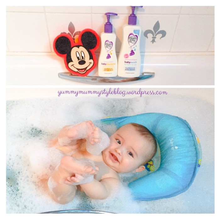 Cussons Mum & me Baby bathtime range ||Review |
