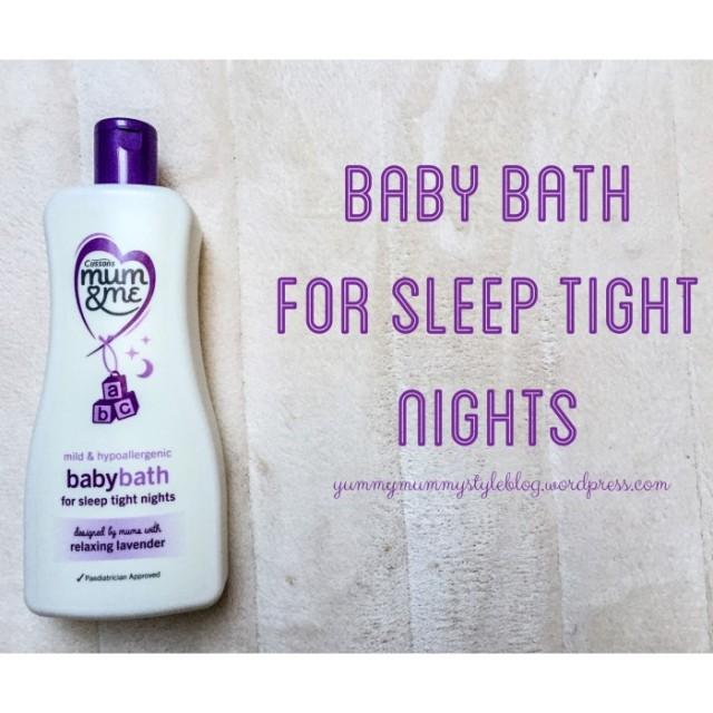 The best baby skincare products by cussons - Mum & me Review bathtime yummymummystyleblog.wordpress.com mumandme