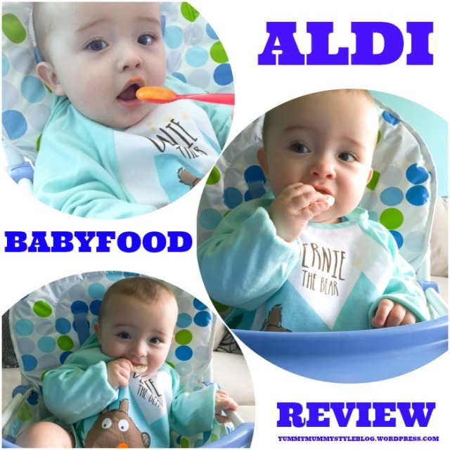 ALDI Baby Products Review yummymummystyleblog.wordpress.com7 ALSI baby food weaning baby led weaning